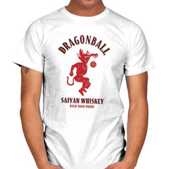 Dragonball Whiskey - Kamehameha Tees - Mens - T-Shirts - RIPT Apparel