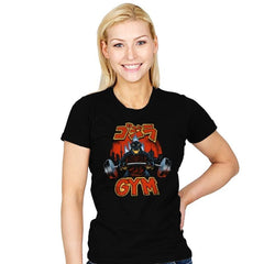 Zilla Gym - Womens - T-Shirts - RIPT Apparel