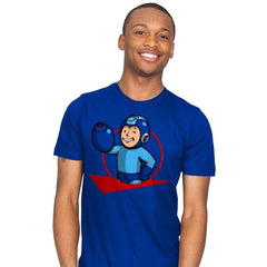 Mega Boy - Mens - T-Shirts - RIPT Apparel