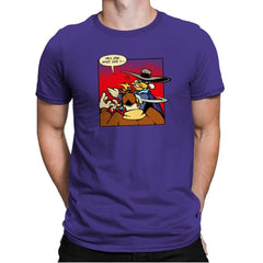 Duck Slap! Exclusive - Mens Premium - T-Shirts - RIPT Apparel