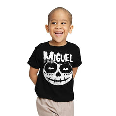Crimson Miguel - Youth - T-Shirts - RIPT Apparel