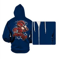 Super Plumber Run - Hoodies - Hoodies - RIPT Apparel