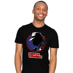 Smooth Criminal - Mens - T-Shirts - RIPT Apparel