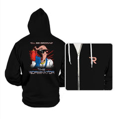 The Worminator - Hoodies - Hoodies - RIPT Apparel