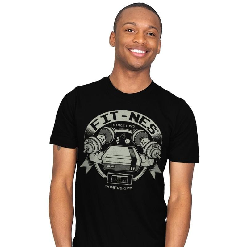 FIT-NES - Mens - T-Shirts - RIPT Apparel