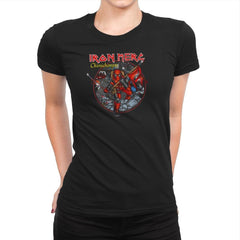 Iron Merc Exclusive - Womens Premium - T-Shirts - RIPT Apparel