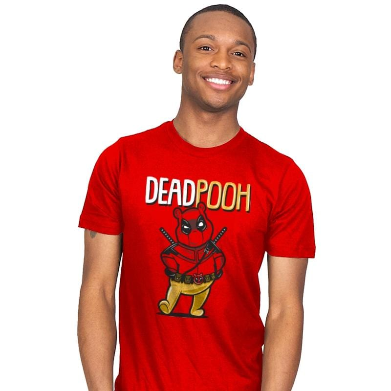 Deadpooh - Best Seller - Mens - T-Shirts - RIPT Apparel