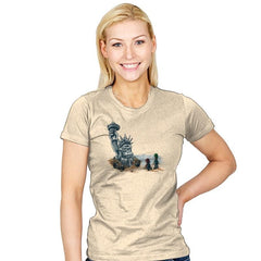 Planet of the Kong Reprint - Womens - T-Shirts - RIPT Apparel