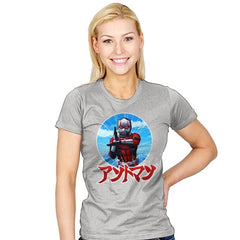 Ultra Ant - Womens - T-Shirts - RIPT Apparel