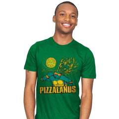 Pizzalands - Mens - T-Shirts - RIPT Apparel