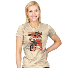 Ramen Rider - Womens - T-Shirts - RIPT Apparel