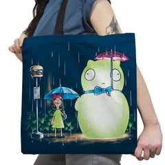 My Neighbor Kuchi Kopi Exclusive - Tote Bag - Tote Bag - RIPT Apparel