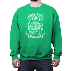 Boondocks Ale - Crew Neck Sweatshirt - Crew Neck Sweatshirt - RIPT Apparel