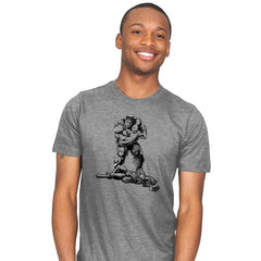 The Strongest of All Time - Mens - T-Shirts - RIPT Apparel