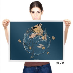 Fantastic Thieves and Where to Find Them  - Prints - Posters - RIPT Apparel