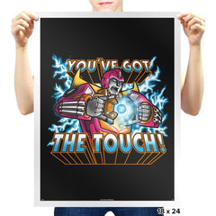 You've got the Touch! - Prints - Posters - RIPT Apparel