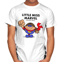 Little Miss Marvel - Mens - T-Shirts - RIPT Apparel