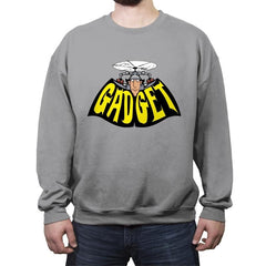 Gadget - Crew Neck Sweatshirt - Crew Neck Sweatshirt - RIPT Apparel