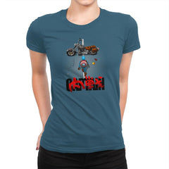 Neo-War Exclusive - Womens Premium - T-Shirts - RIPT Apparel