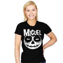 Crimson Miguel - Womens - T-Shirts - RIPT Apparel