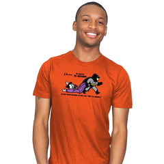 Go to Arkham  - Mens - T-Shirts - RIPT Apparel