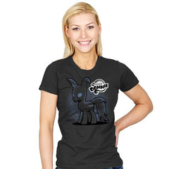 My Little Donnie - Womens - T-Shirts - RIPT Apparel
