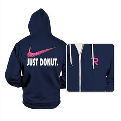 Just Donut. - Hoodies - Hoodies - RIPT Apparel