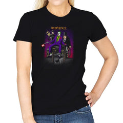 Battyjuice Exclusive - Womens - T-Shirts - RIPT Apparel