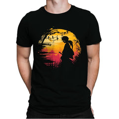 Samurai Journey - Mens Premium - T-Shirts - RIPT Apparel
