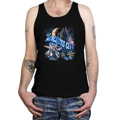 Visit Macross City - Tanktop - Tanktop - RIPT Apparel