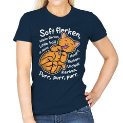 Soft Flerken - Womens - T-Shirts - RIPT Apparel