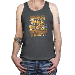 The Scorpion Bar - Tanktop - Tanktop - RIPT Apparel
