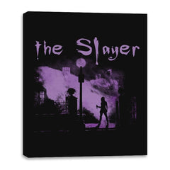 The Vamp Slayer - Canvas Wraps - Canvas Wraps - RIPT Apparel