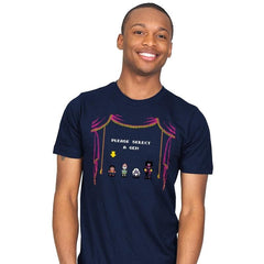 A Beach City Musical: The Video Game - Mens - T-Shirts - RIPT Apparel