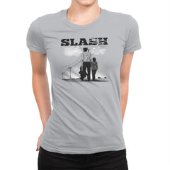 Slash Exclusive - Womens Premium - T-Shirts - RIPT Apparel