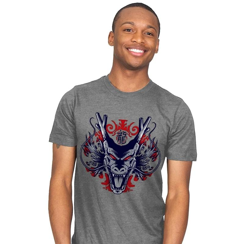 5H3NR0N - Mens - T-Shirts - RIPT Apparel