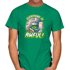 Everything is Awful Exclusive - Mens - T-Shirts - RIPT Apparel