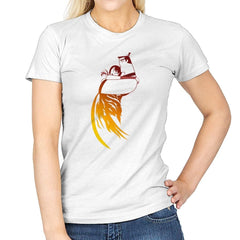 Samurai Love - Womens - T-Shirts - RIPT Apparel