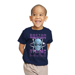 Doctor's Atomic Camp - Youth - T-Shirts - RIPT Apparel