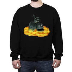 Aech's Sacrifice - Crew Neck Sweatshirt - Crew Neck Sweatshirt - RIPT Apparel