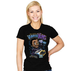 VibraniYums - Womens - T-Shirts - RIPT Apparel