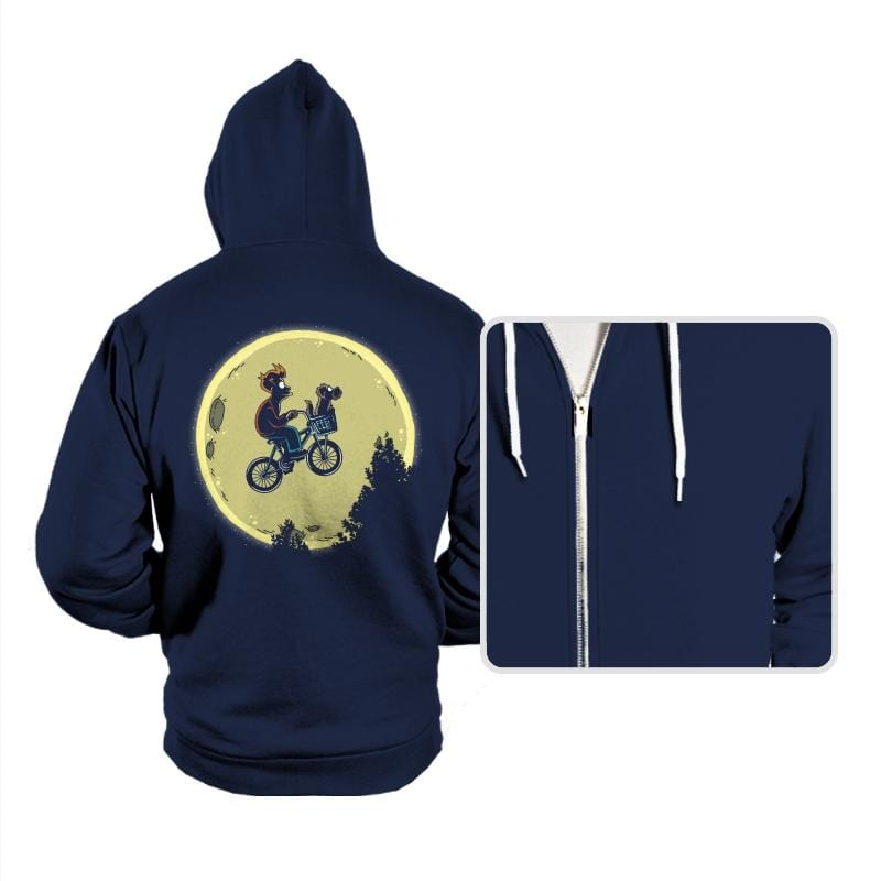 Bark Moon - Hoodies - Hoodies - RIPT Apparel