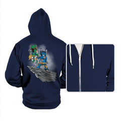 The Hunter King - Hoodies - Hoodies - RIPT Apparel