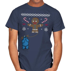 Ugly Cookie! - Ugly Holiday - Mens - T-Shirts - RIPT Apparel