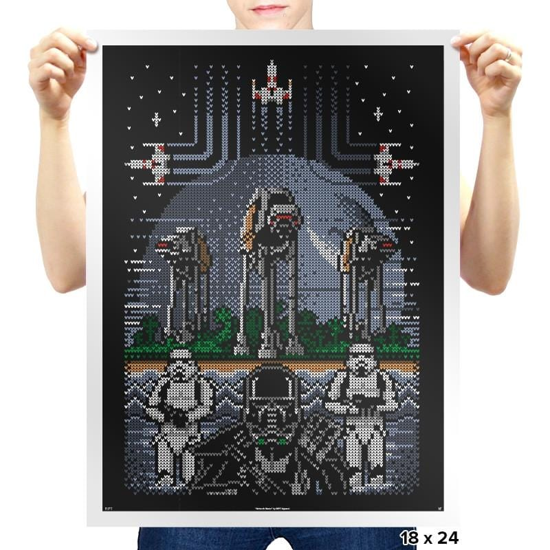 Wrath of the Empire - Prints - Posters - RIPT Apparel