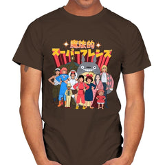 Magical Super Friends - Mens - T-Shirts - RIPT Apparel