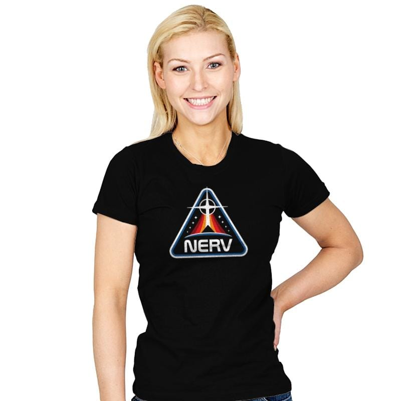 Nerv Patch - Womens - T-Shirts - RIPT Apparel