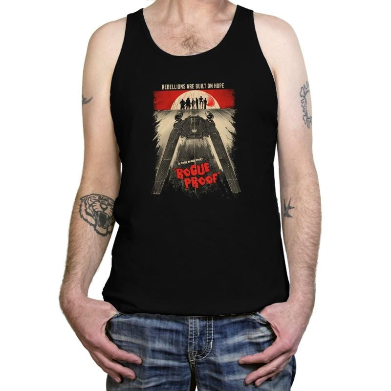 Rogue Proof - Tanktop - Tanktop - RIPT Apparel
