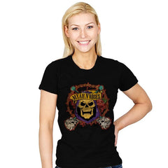 Appetite for Grayskull - Womens - T-Shirts - RIPT Apparel
