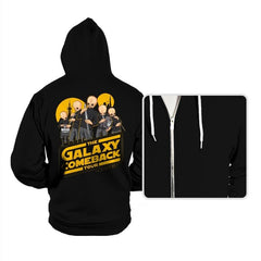 GALAXY COMEBACK TOUR - Hoodies - Hoodies - RIPT Apparel